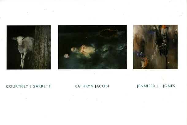 Jacobi, paintings, exhibitions